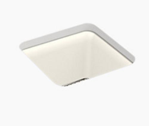 Kohler Neoroc Cairn - 15-1/2 x 15-1/2 x 9-1/2 Bar Sink