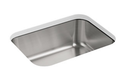 Sterling McAllister 24x18x8 18g Utility Sink - Stainless