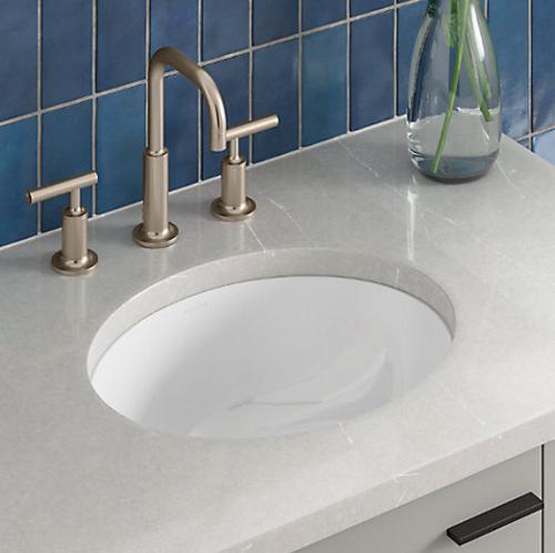Kohler Caxton 15x12 Undermount Lavatory Sink