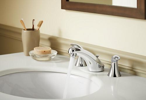Kohler Caxton Oval - 17x14 Undermount Bathroom Sink with Overflow