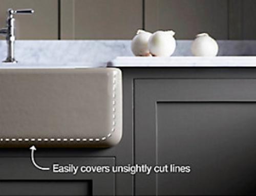 Kohler Whitehaven Self-Trimming Smart Divide 35-1/2 x 21-9/16 x 9-5/8 Under-mount Large/medium Double-bowl Kitchen Sink
