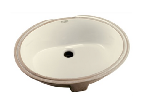 Gerber Luxoval 19x15 Undermount Lavatory Sink -