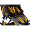 BOB Seat, Ironman Stroller, Duallie/Yellow 2016