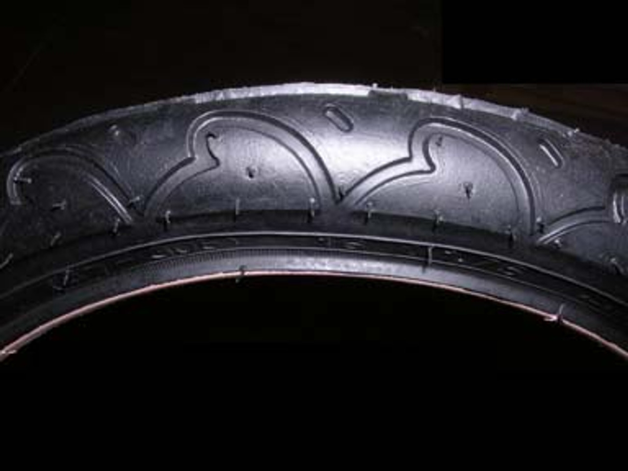 Revolution Tire Tread Pattern