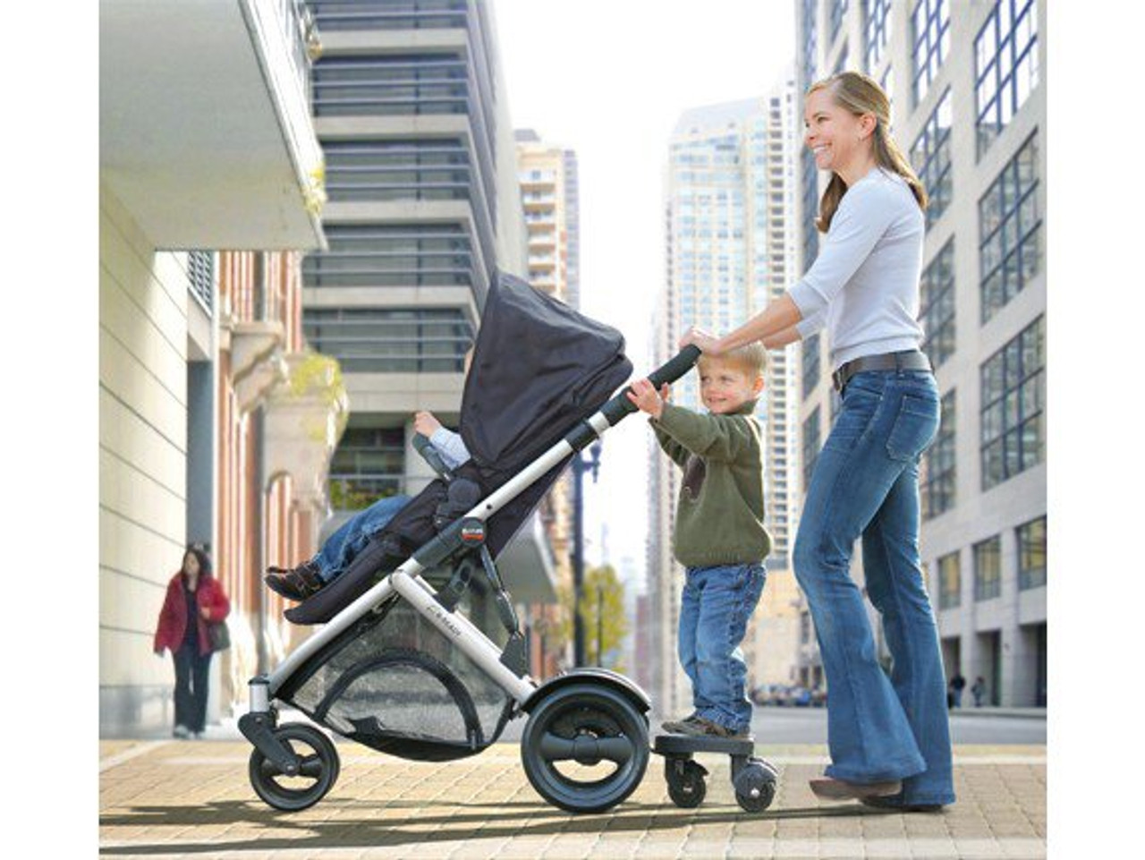 Britax Stroller Board S869800 - Prolithic Sports