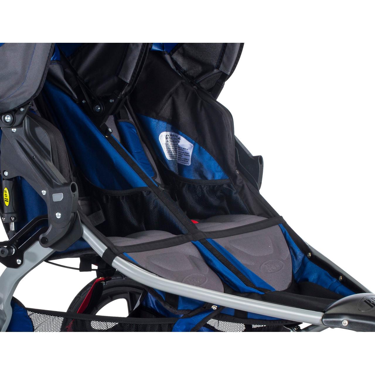 BOB Seat, Stroller Strides, Duallie/Blue 2016