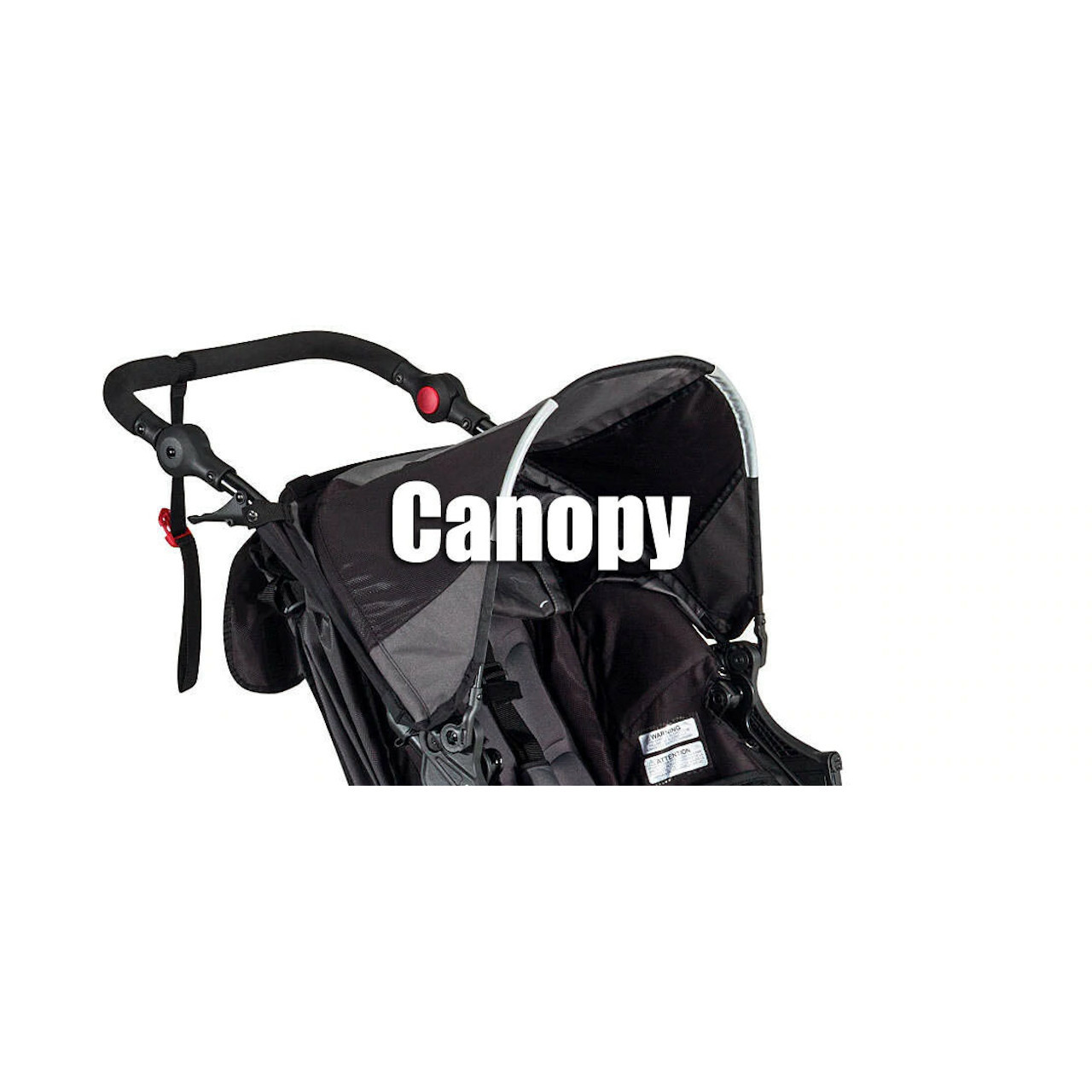 Canopy sold separately