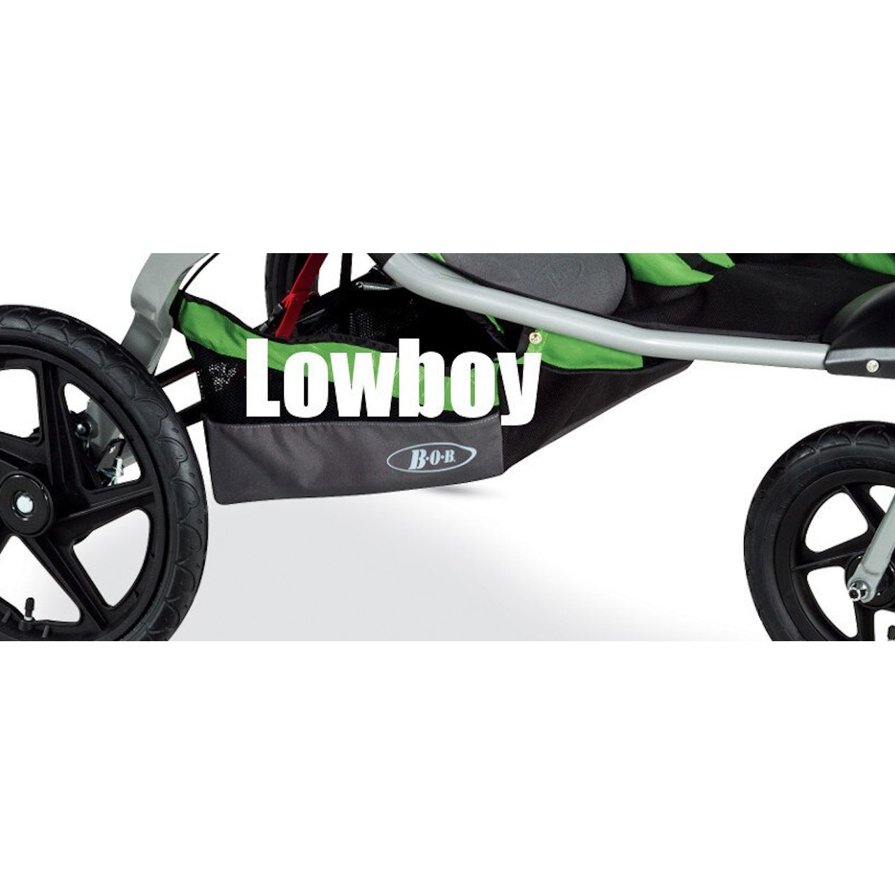 BOB Lowboy Pro/Duallie Wilderness 2014-2015