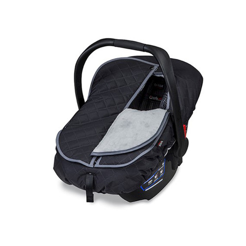 B-Warm Insulated Infant Car Seat Cover, Polar