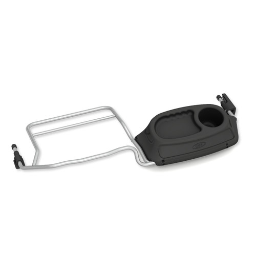 BOB Infant Car Seat Adapter Duallie/Peg Perego S02984800 (perspective view)