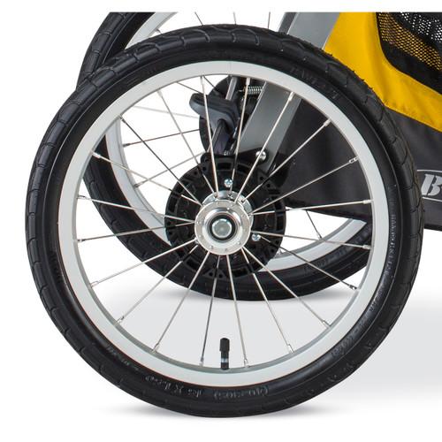 BOB Ironman Right Rear Wheel Assembly 2016