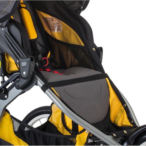 BOB Seat, Ironman Stroller, Single/Yellow 2016