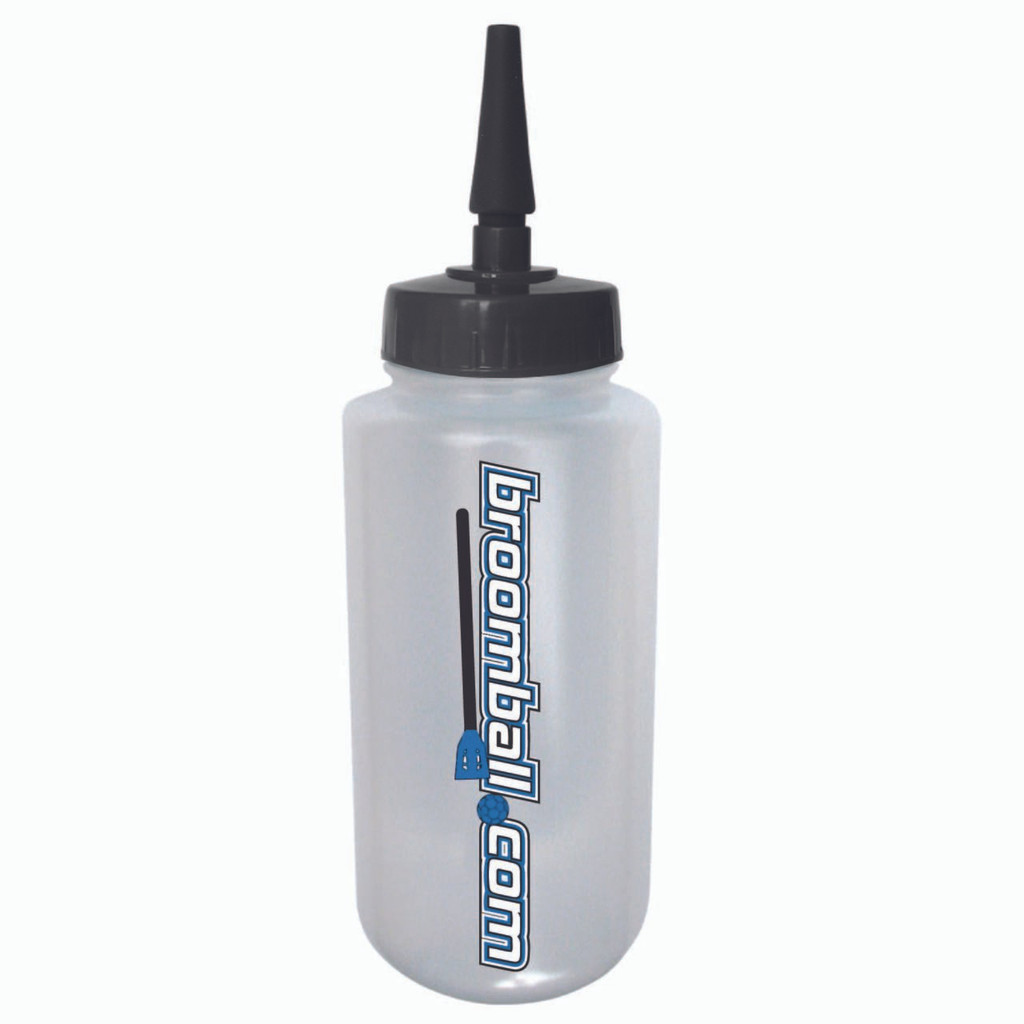 Straw Top Water Bottle