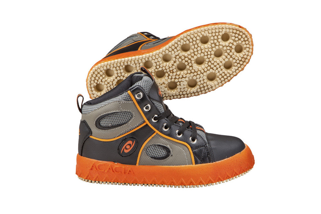 Gripinator Shoe Orange