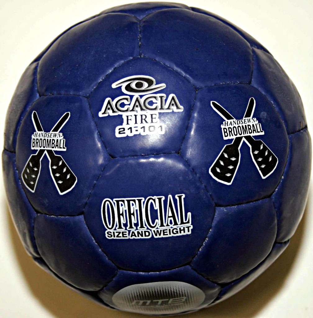 Acacia Fire Hand Stitched Broomball