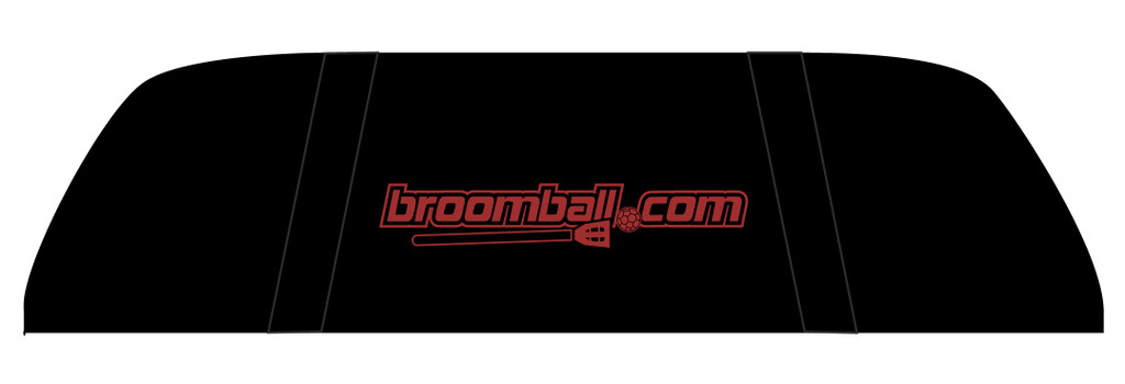 "Brooomball.com Package Bag 48""x12""x14"""