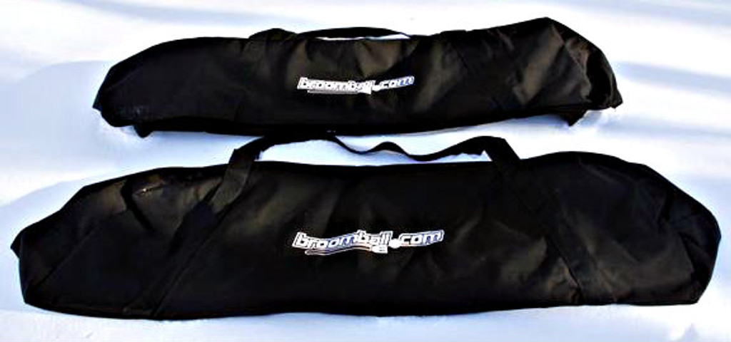 Broomball.com Package Bag