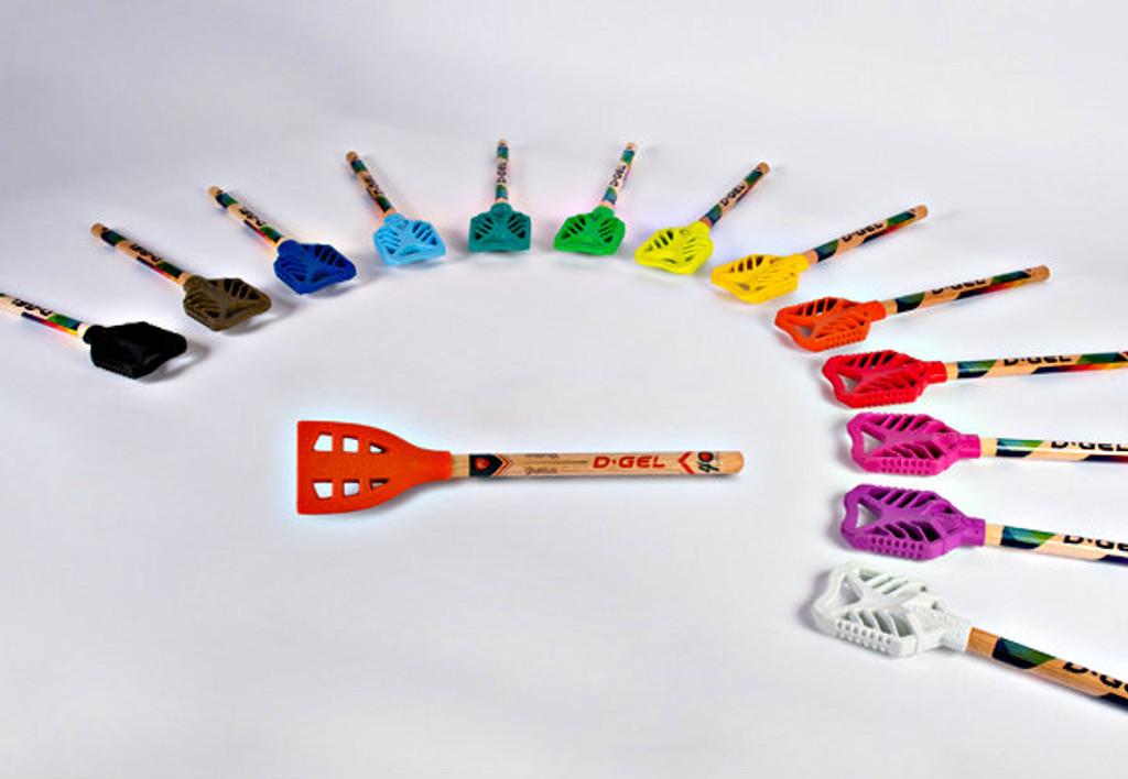 D-Gel Mini Souvenir Broom