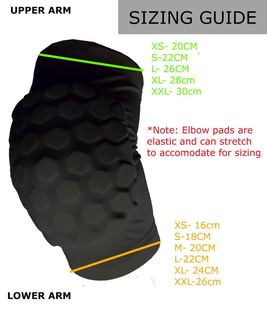 Hagan H-1 Elbow Pads