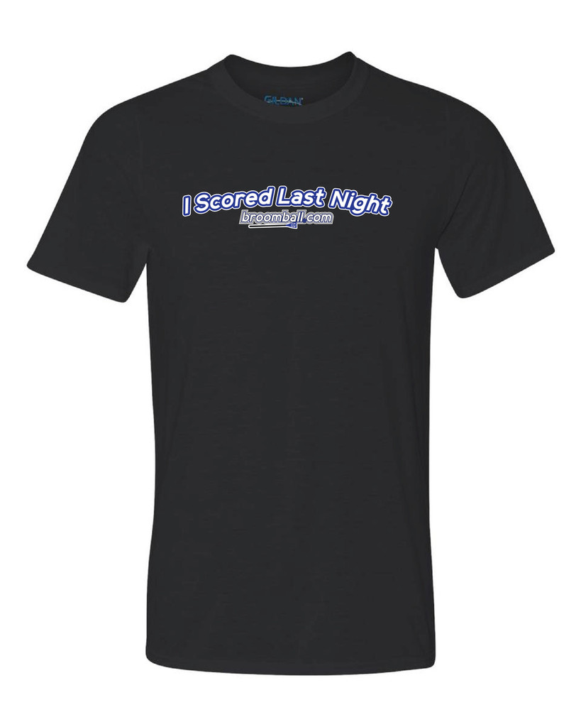 I Scored Last Night Tee Shirt