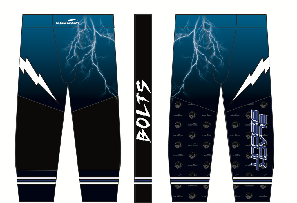 Black Biscuit Custom  Sublimated Jerseys & Pants