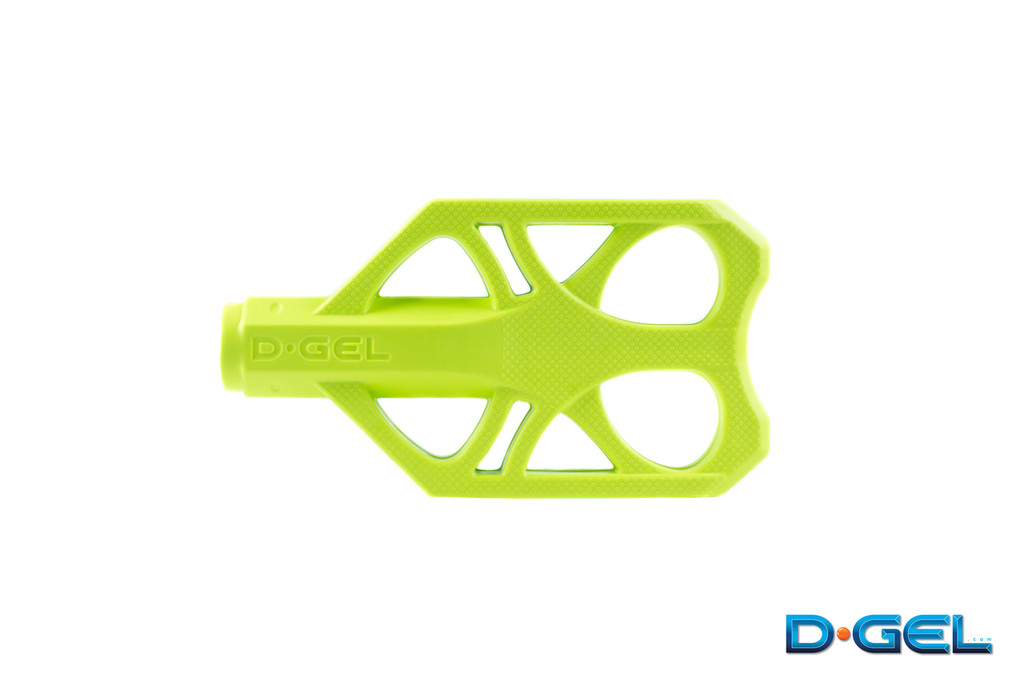 NEW D-Gel Square D Broom