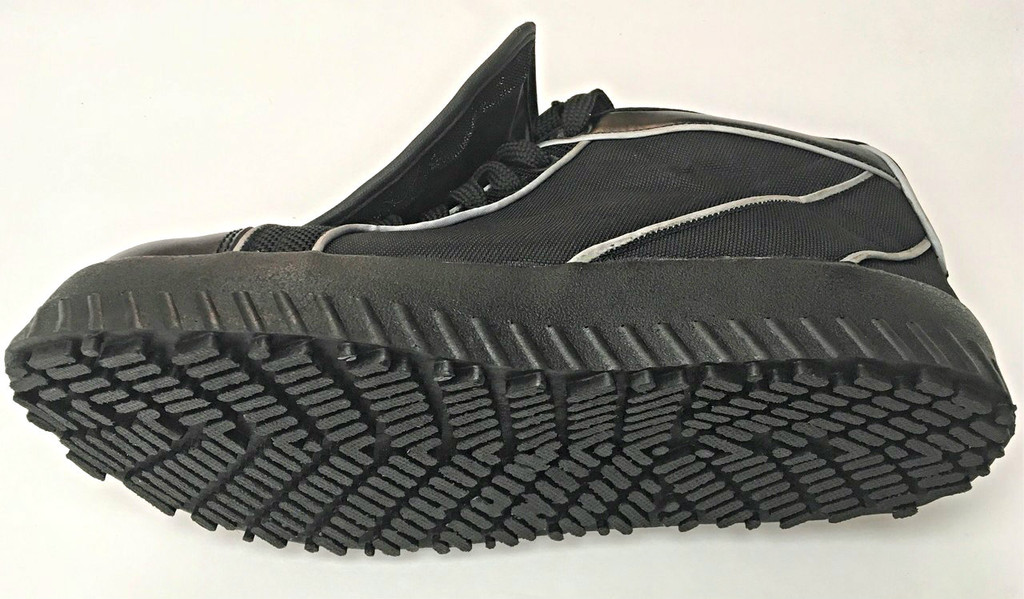 Hagan Broomball Shoe Bottom View