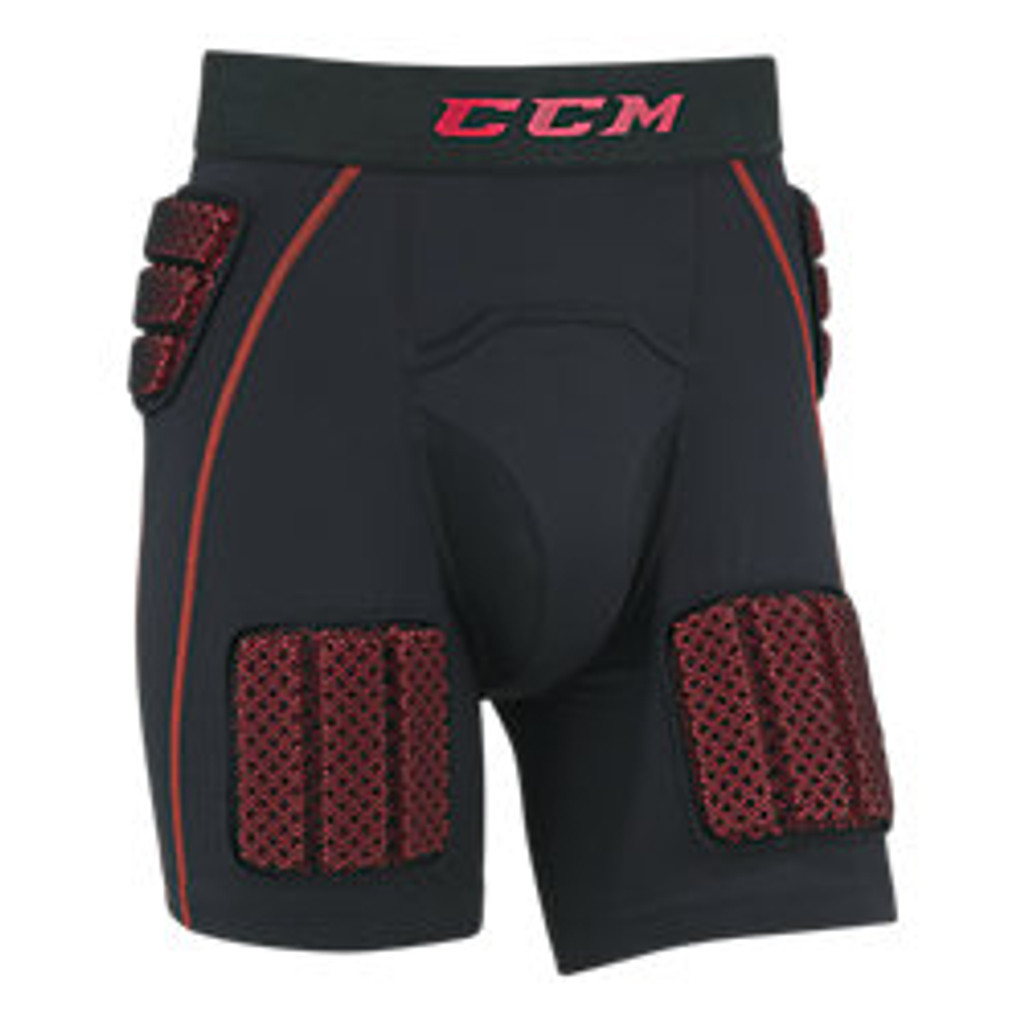 CCM Padded Girdle Shorts