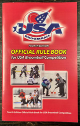 USA Broomball Official Rule Book