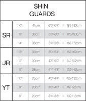 CCM 3092 Hockey Shin Guard