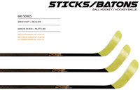 Dgel Ball Hockey Stick