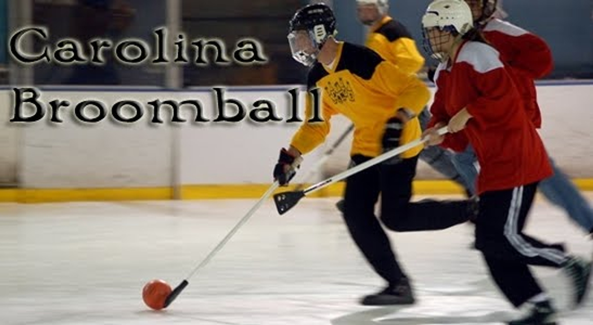 Carolina Broomball!