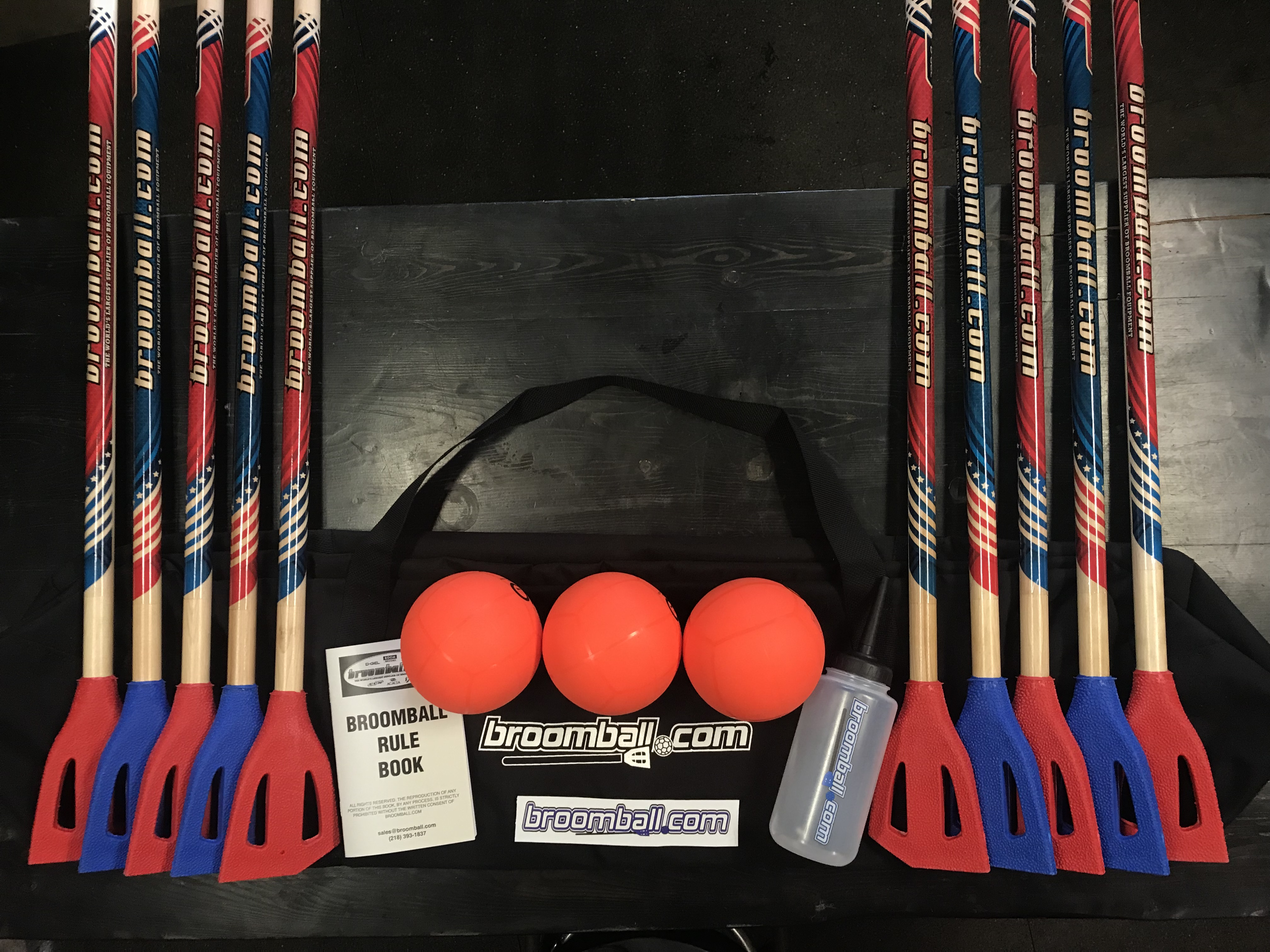 Broomball Sets