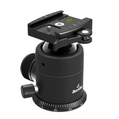Q20i with Lever Release (Black)