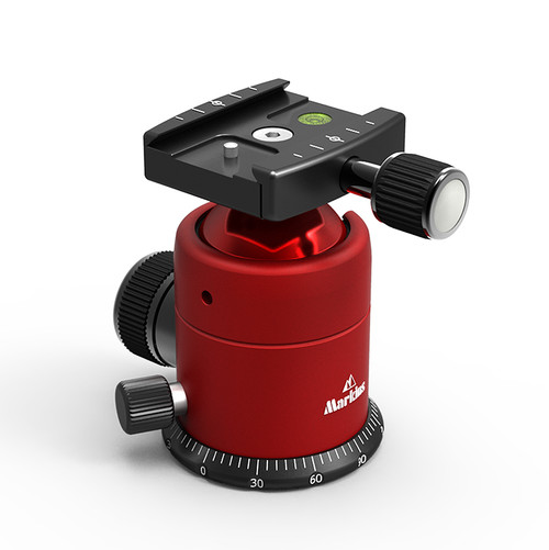 Q20i with Quick Turn Knob (Red)