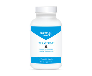 Parasite-X healthy intestinal support