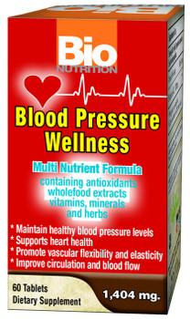 bio nutrition blood pressure