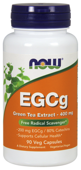 EGCg Green Tea Extract 400mg