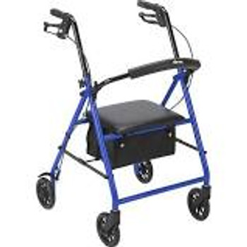 "Rollator with 6"" wheels by drive or Mckesson"
