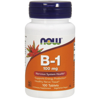 Vitamin B-1 100mg Thiamin