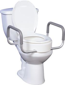 Premium Raised Toilet Seat 12402