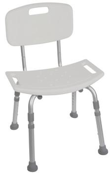 Deluxe Aluminum Shower Chair 12202