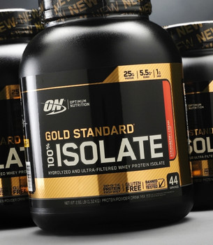 Gold standard isolate protein 24 servings