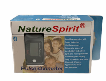 Nature Spirit Pulse Oximeter