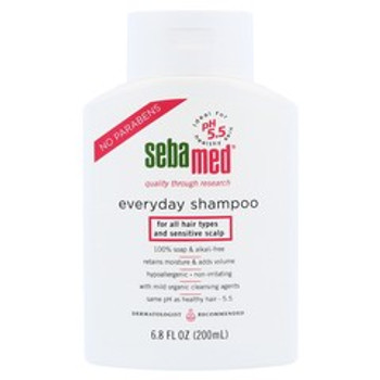 sebamed everyday shampoo