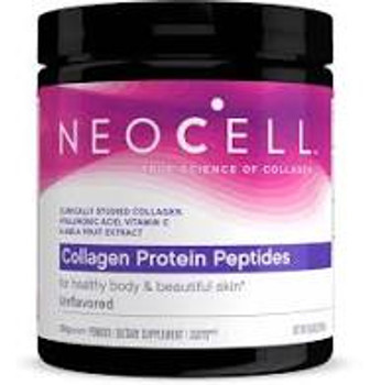 Collagen Protein Peptides 8.6 oz unflavored
