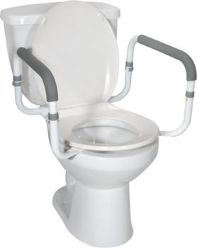 toilet safety rail drive