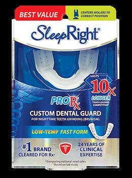 SleepRight Night guard