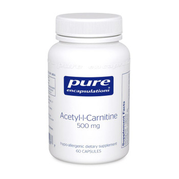 pure n acetly l carnitine 500mg