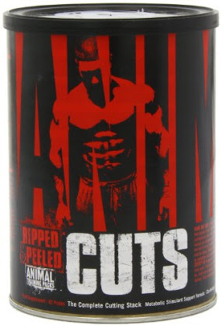Animal Cuts 42 count